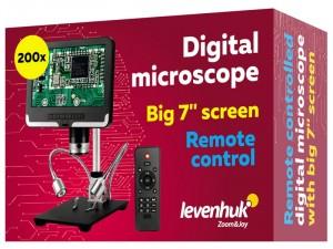 Levenhuk DTX RC2 távirányítható mikroszkóp (76822)