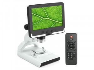 Levenhuk Rainbow DM700 LCD digitális mikroszkóp (76825)
