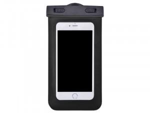 Apple iPhone 12 Pro Max Devia Ultra vékony Fekete Műanyag Vízálló tok