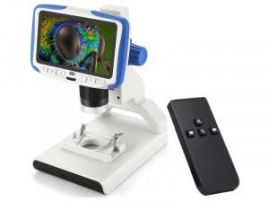Levenhuk Rainbow DM500 LCD digitális mikroszkóp (76826)