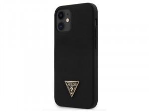 Apple iPhone 12 mini Guess Fekete TPU/Szilikon tok