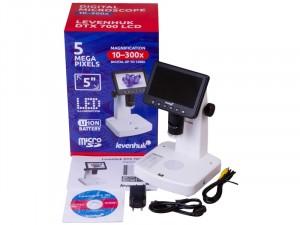 Levenhuk DTX 700 LCD-kijelzős digitális mikroszkóp