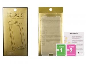 Samsung Galaxy A70 Glass-Gold Ütésálló Kijelzővédő fólia