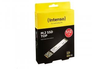 Intenso Top 512GB M.2 SATA SSD