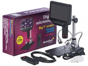 Levenhuk DTX RC4 távirányítható mikroszkóp (76824)