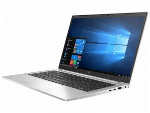 HP EliteBook 830 G7 13,3FHD, Intel® Core™ i7 Processzor-10510U, 16GB DDR4, 512GB, Intel® UHD Graphics, Win10 Pro, Ezüst laptop