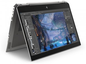HP Zbook Studio x360 G5 8JL58EAR laptop