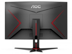 AOC 27 col C27G2AE WLED, VA panel,165Hz Ívelt Gaming FHD Fekete-Piros monitor