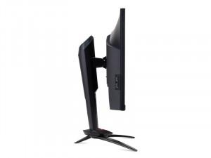 Acer PREDATOR 24.5 Col IPS LED HDMI, Displayport 144Hz G-Sync Multimédiás Fekete Gamer monitor
