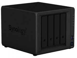 Synology DS418 DiskStation (4HDD) NAS meghajtó