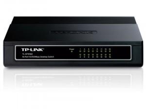 TP-LINK TL-SF1016D 16 portos switch