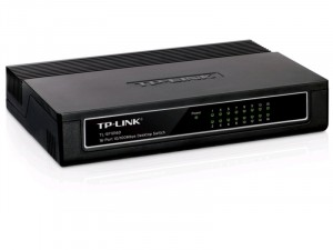 TP-LINK TL-SF1016D 16 portos switch