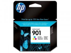 HP 901 - Színes tintapatron