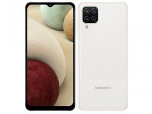 Samsung Galaxy A12 A125F 64GB 4GB Dual-Sim LTE Fehér Okostelefon