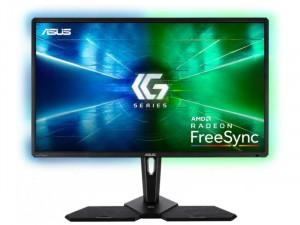 Asus 31,5 colos CG32UQ - WLED VA 4K Fekete Gaming monitor