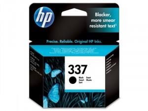 HP 337 - Fekete tintapatron