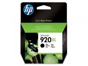 HP 920XL - Fekete tintapatron