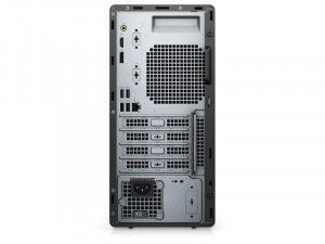 Dell Optiplex 3080MT - Ci5-10500, 8GB, 256GB SSD, UHD Graphics, DVDRW, VGA port, Win10Pro Fekete Asztali Számítógép