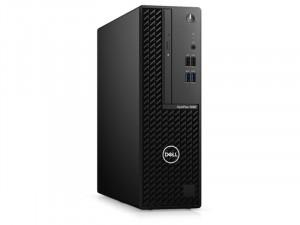 Dell Optiplex 3080SF számítógép Ci5 10500 8GB 256GB UHD630 W10P Fekete Asztali Számítógép