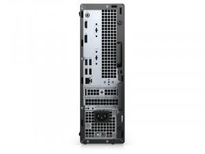 Dell Optiplex 3080SF i3-10100, 8GB, 256GB, Intel® UHD Graphics 630, Windows 10 Asztali Számítógép