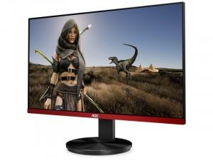 AOC G2490VXA - 23,8 colos 144Hz VA Fekete monitor
