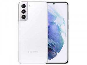 Samsung Galaxy S21 5G 256GB 8GB Dual-Sim Fantom Fehér Okostelefon