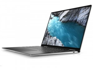 Dell XPS 13 9310 2in1 - 13,4 colos FullHD+ IPS Touch, Intel® Core™ i5 Processzor-1135G7, 8GB, 256GB SSD, Windows 10 Pro - Platinaezüst Ultrabook