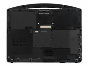 Panasonic Toughbook (FZ-55) FZ-55C-008T4 - 14.0 FullHD, Intel® Core™ i5 Processzor-8365U, 8GB, 256GB SSD, Windows 10 Pro (DE) Ezüst-Fekete laptop