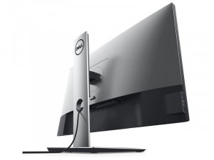 Dell U4320Q - 42.5 colos LED IPS monitor, 4K UHD, Fekete monitor