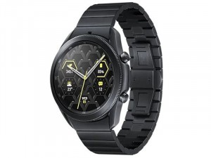 Samsung Galaxy Watch 3 Titánium R840 45mm Fekete Okosóra