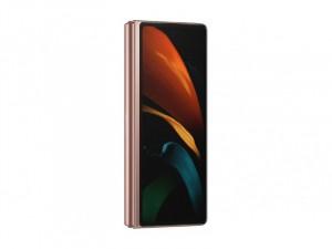 Samsung Galaxy Z Fold2 5G F916 256GB 12GB Bronz színű Okostelefon
