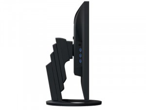 Eizo EcoView EV2795-BK - 27 colos IPS LED Ultra-Slim Fekete monitor