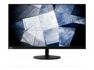Lenovo ThinkVision S28u-10 - 28 colos 4K UHD WLED IPS Fekete monitor