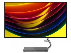 Lenovo Qreator 27 - 27 colos 4K UHD IPS WLED Crystal Sound Panel Szürke monitor