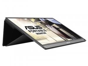 Asus ZenScreen MB16ACM - 15,6 colos WLED IPS - PIVOT Hordozható Szürke monitor