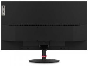 Lenovo ThinkVision S27q-10 - 27 colos QHD IPS LED Fekete monitor