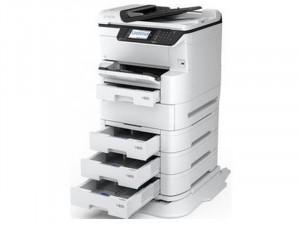 Epson Workforce Pro WF-C878RD3TWFC RIPS Színes Multifunkciós Nyomtató
