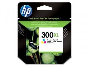 HP 300 XL - Színes - tintapatron