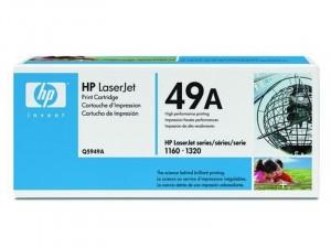 HP - 49A - Fekete toner