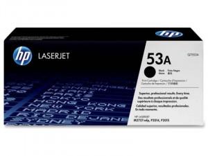 HP Q7553A - 53A - Fekete toner
