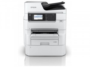 Epson Workforce Pro WF-C878RDWF RIPS SZÍNES Multifunkciós tinta sugaras nyomtató (C11CH60401)