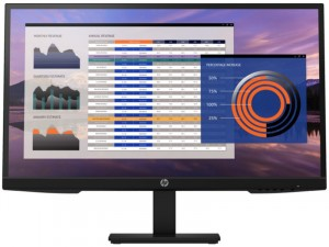 HP P27h G4 - 27 colos Full HD IPS Fekete monitor