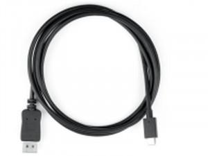 Eizo Displayport - USB-C kábel, 2m, fekete