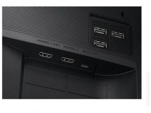 Samsung S32AM700UU - 32 colos LED 4K HDR10+ SMART monitor + távirányító