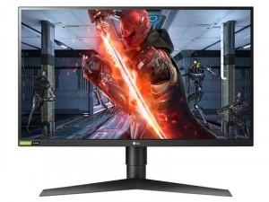 LG 27GN850-B - 27 colos LED NanoIPS QHD 144Hz G-Sync Fekete-Piros monitor