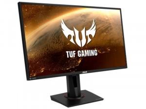 Asus TUF Gaming VG27AQ - 27 colos, WLED, IPS, 165Hz, G-Sync - PIVOT Fekete monitor