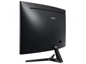 Samsung C32JG50FQU - 32 colos LED Ívelt kijelzős Fekete Gaming monitor