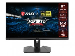 MSI Optix MAG274R - 27 colos Full HD IPS 144Hz Esport Fekete Gaming monitor
