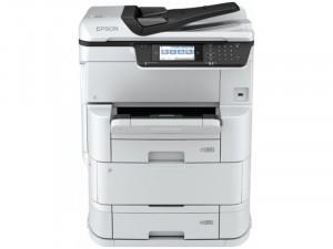 Epson Workforce Pro WF-C878RDTWF RIPS Színes Asztali nyomtató (C11CH60401BB)