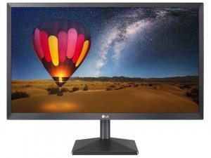 LG 22MN430M-B - 22 colos FHD IPS AMD FreeSync™ Fekete monitor